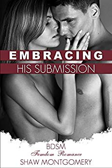 Embracing his submission