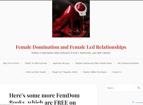 FemDom Blog