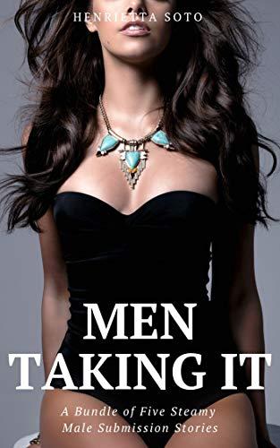 Men taking it